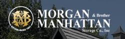 Morgan Manhattan logo