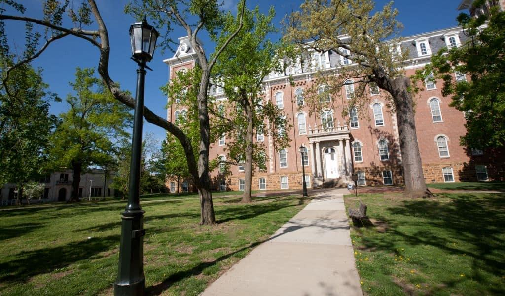 The University of Arkansas is one of the most iconic places to study in the state