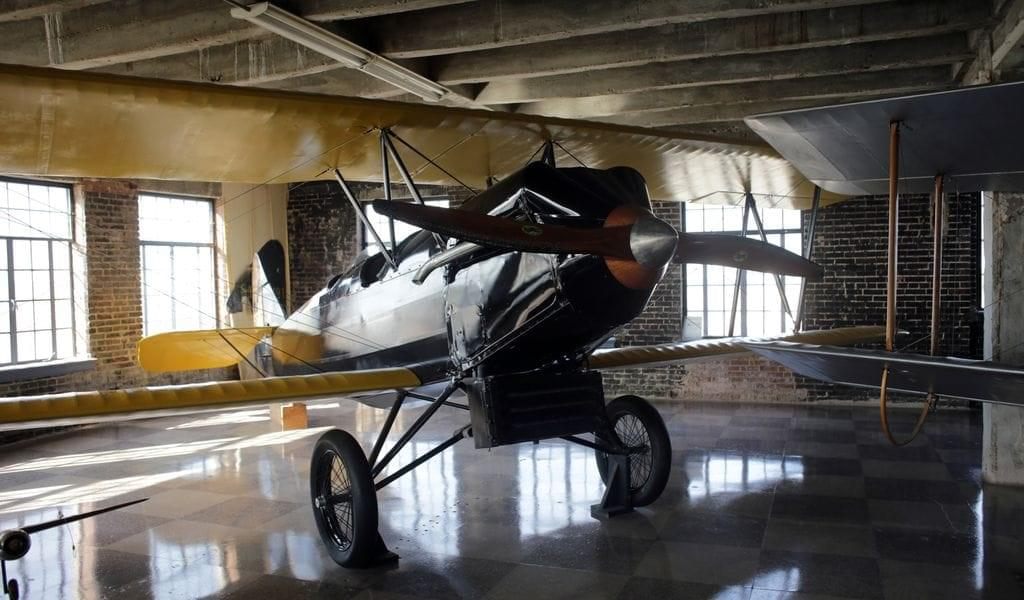 A variety of Planes - What's in store at the Kansas State Aviation Museum