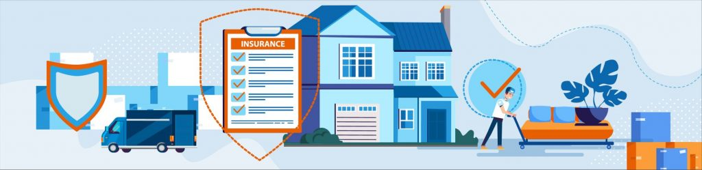 What types of moving insurance are there