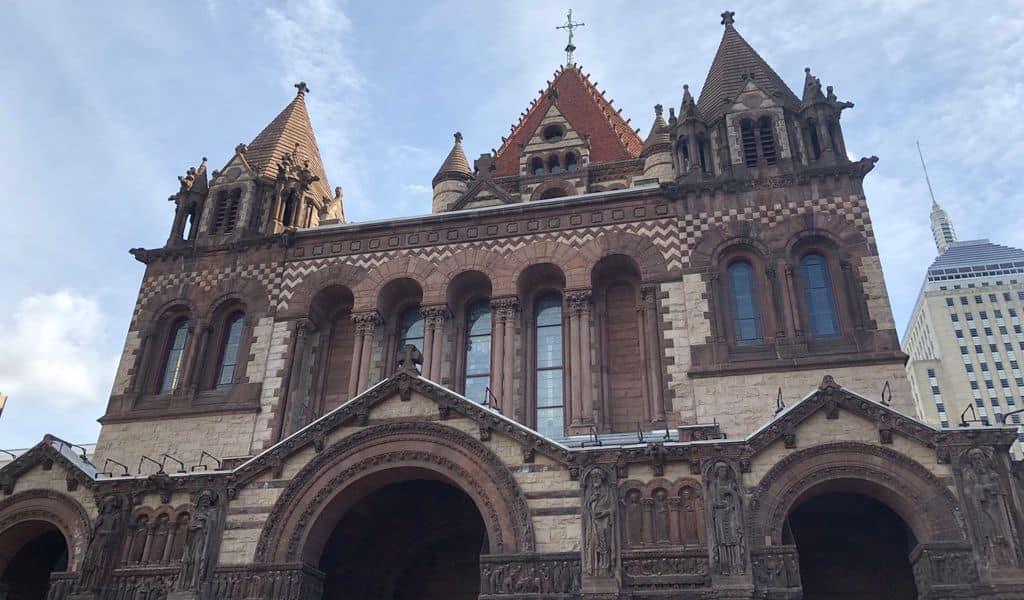 Trinity Church at Copley Square, Boston